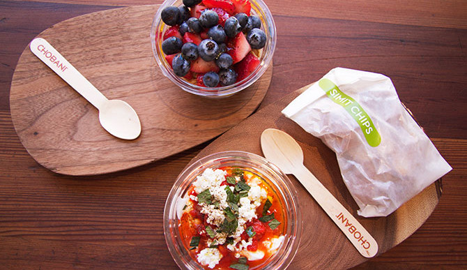 Where to Satisfy Your Big Fat Greek Yogurt Craving in NYC