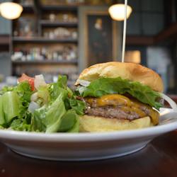 Grass Fed Beef Meets Drunk Eats at Duncan's Burgers