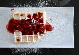 How to Amp up Your Waffles With Prosecco