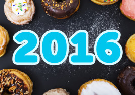 16 New Year's Resolutions That Aren't Eating Healthy
