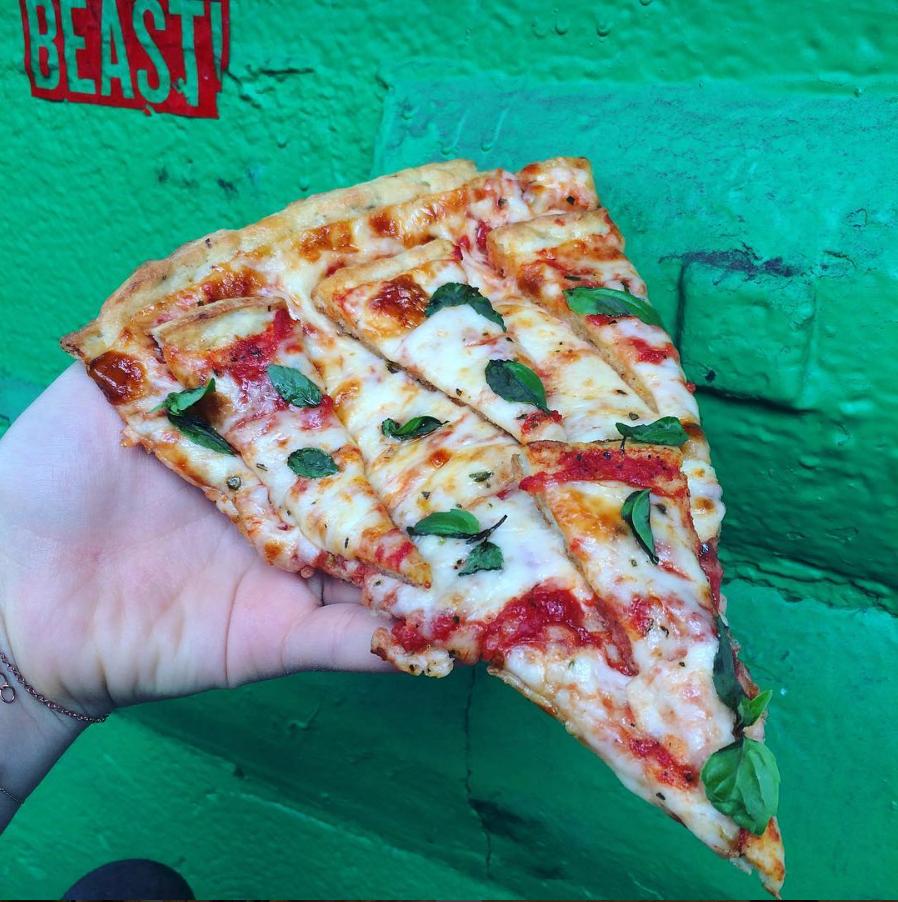NYC food mash-ups