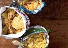 8 Weird Potato Chip Flavors From Around the World