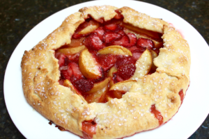The Easiest and Most Impressive Fruit Galette