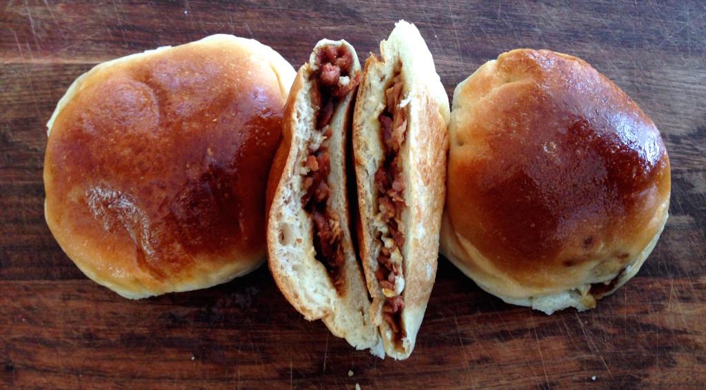 pork buns
