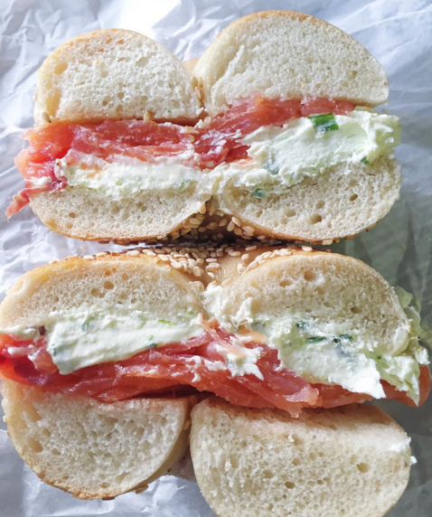 New York-Style Bagels