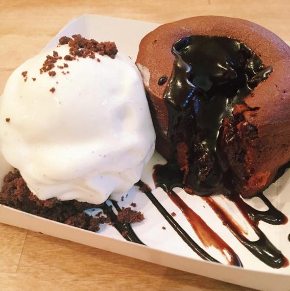 craving dessert