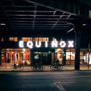 Photo courtesy of @equinox on Instagram