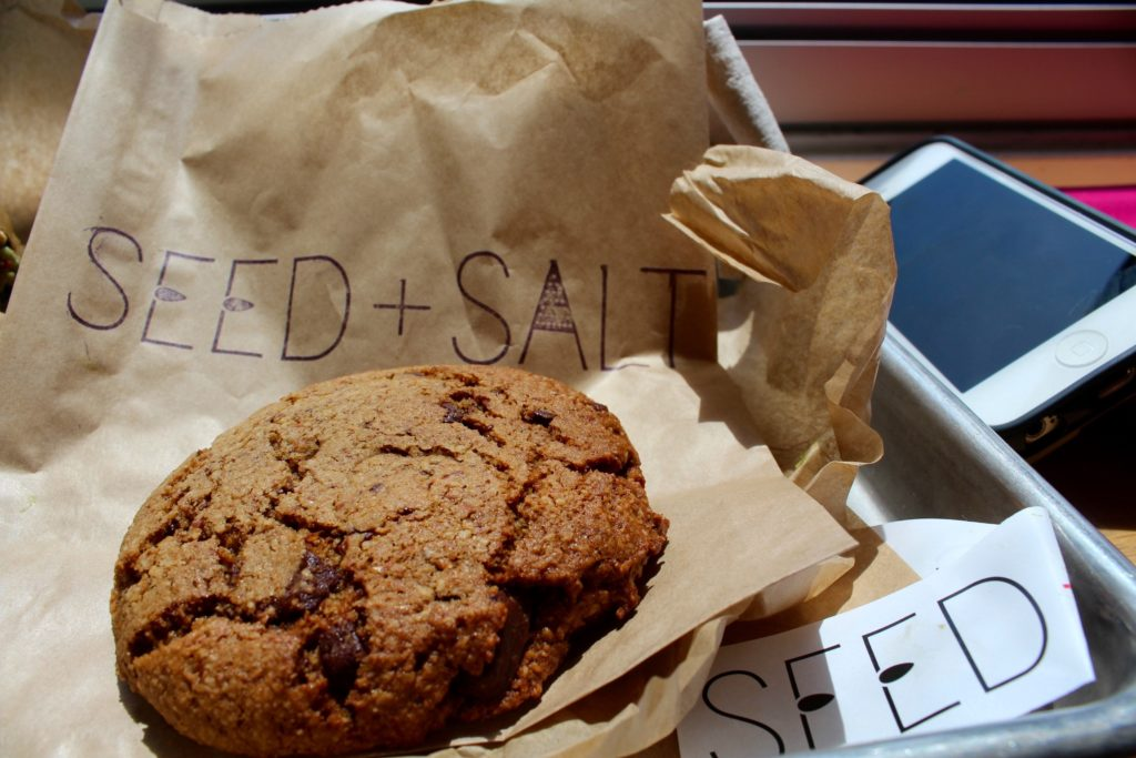 seed and salt