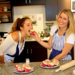 U of M Sisters Who Deliver: Easy as Pie