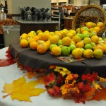 Dining Hall Thanksgiving
