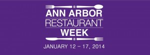 Photo from Ann Arbor Restaurant Week's Facebook Page