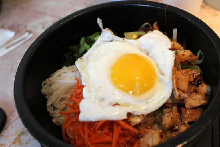 Rich JC: Your Number One Stop for Bibimbap