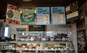 I went to Zingerman's and <em>Didn't</em> get a Sandwich.