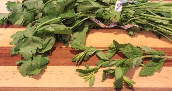 Guide to Eating, Growing and Cooking with Herbs