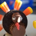 Make Your Own Thanksgiving Dessert Turkeys