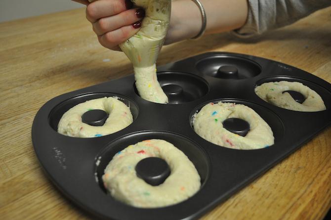 funfetti donuts