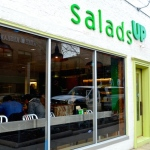 Salads Up Is Finally Open