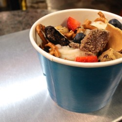 How to Build Your Own Froyo Flavor Only Using Toppings
