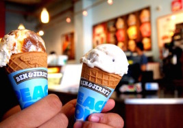 14 Thoughts Everyone Has In Line at Ben & Jerry's Free Cone Day