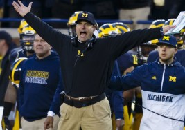What it's Like Being Hangry in Class as Told by Jim Harbaugh