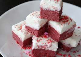 How to Make Red Velvet Fudge Because Calories Never Bothered You Anyway