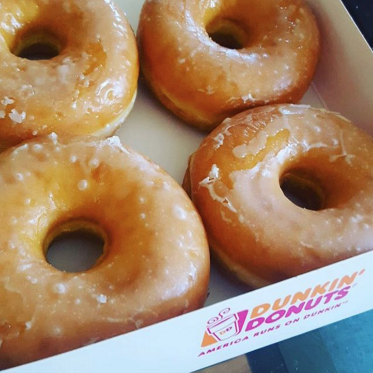 Your All-Time Favorite Types of Dunkin' Donuts, Ranked by ...