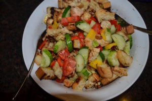 Panzanella: The Gourmet AF College Meal
