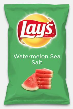Weird Chip Flavors Lays 2