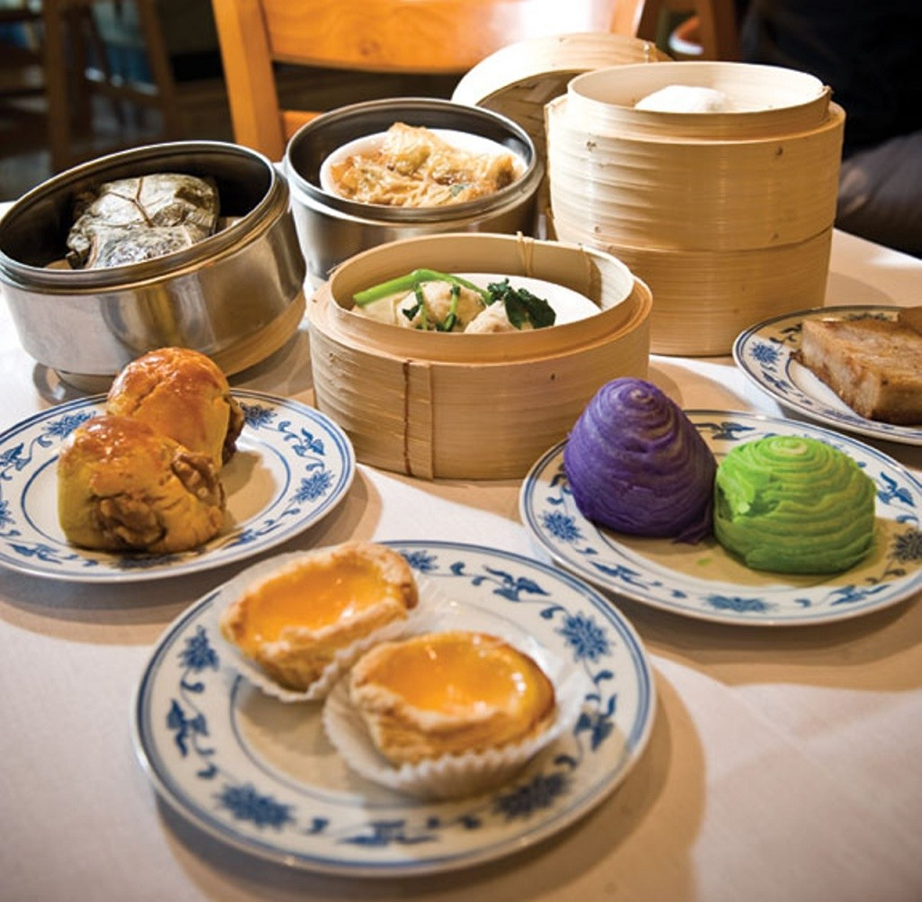 Where to Find the Best Dim Sum in Every State in America