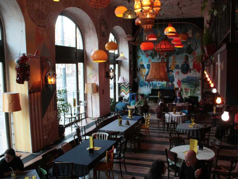 Budapest cafés
