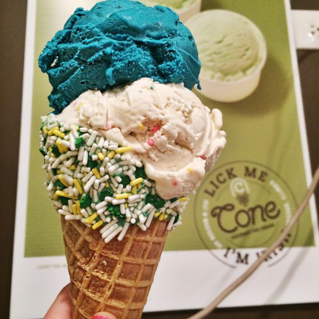 Cone Gourmet Ice Cream