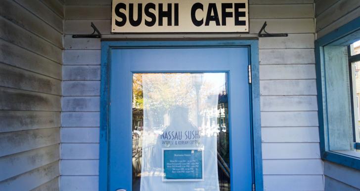 Nassau Sushi: An Interview
