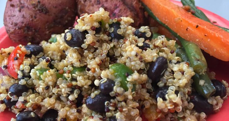 The Ubiquity of Quinoa
