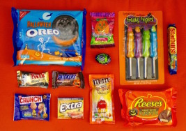 A Definitive Ranking of the 11 Best Halloween Candies