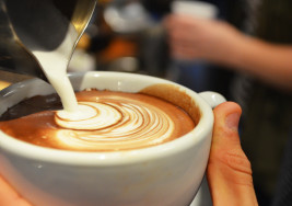 Coffee Tales and Tips from Student Barista Zak Degulio