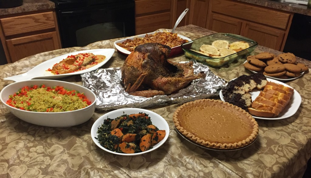 Nigerian Thanksgiving