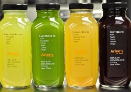 Princeton University Farmers' Market Features: Arlee's Raw Blends