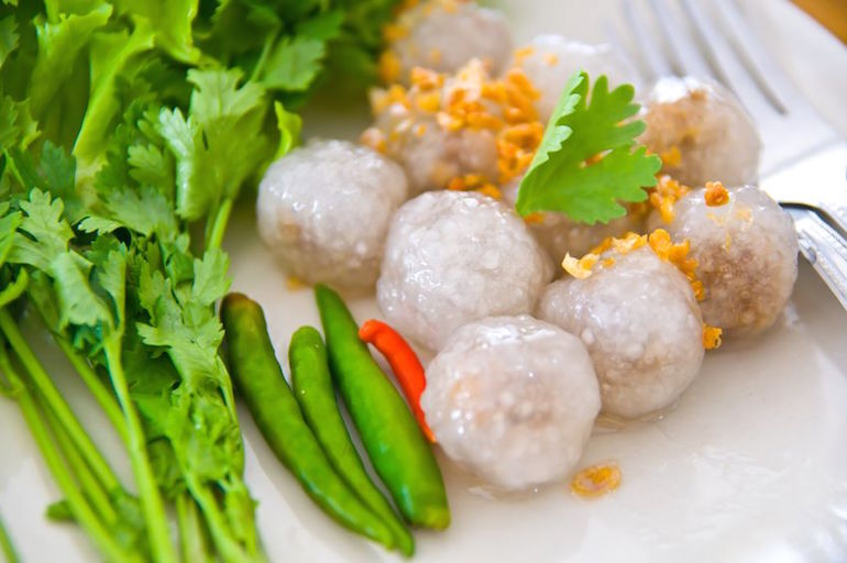 Laotian Foods