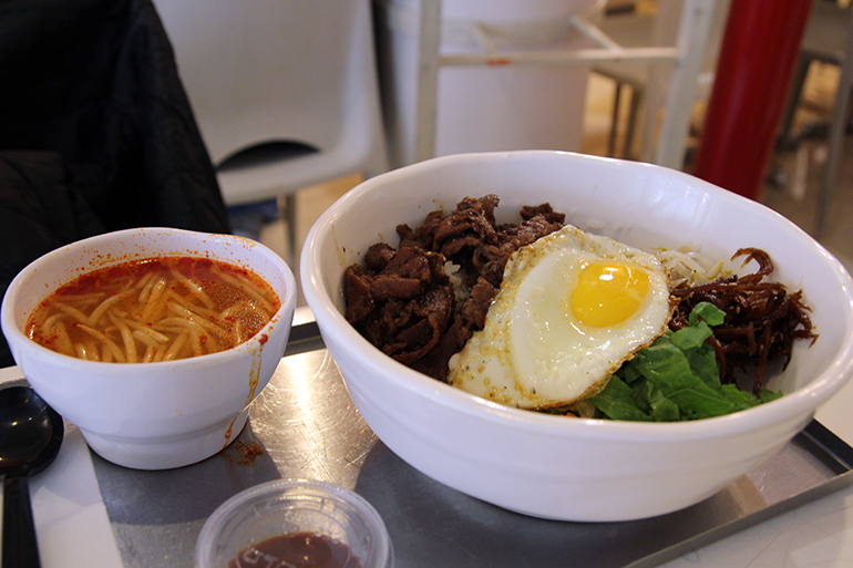 Koreatown's