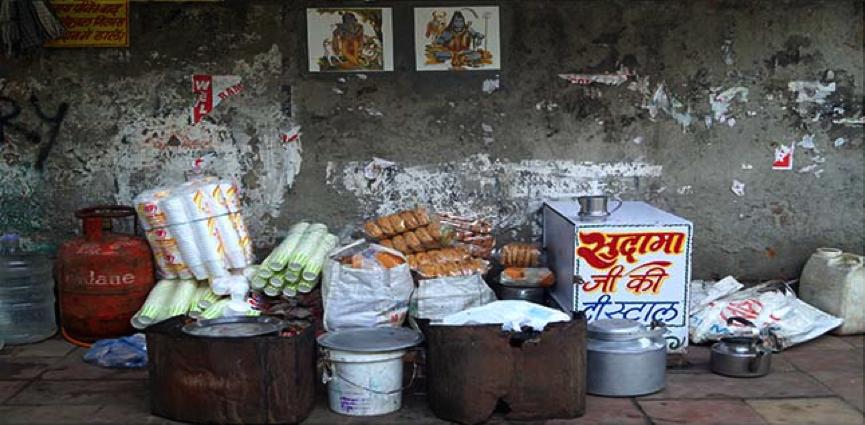 Kamla Nagar restaurant