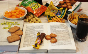 12 D.U. Courses and the Foods Their Subjects Remind Students Of