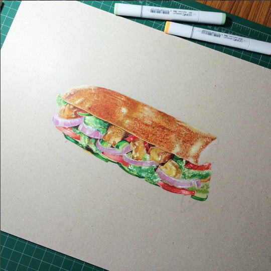 Food Sketches
