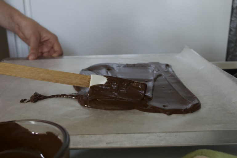 How To Melt Chocolate In A Dorm Room
