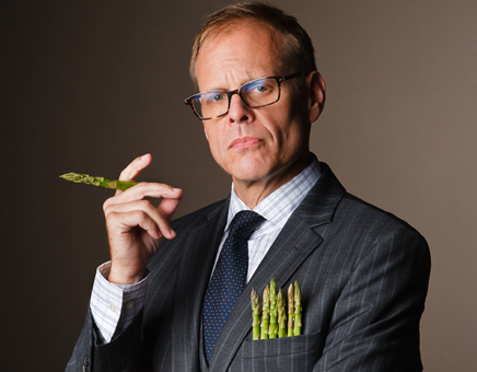 Alton Brown 2020 Hellbraun Haar & Alternative Haarstil.