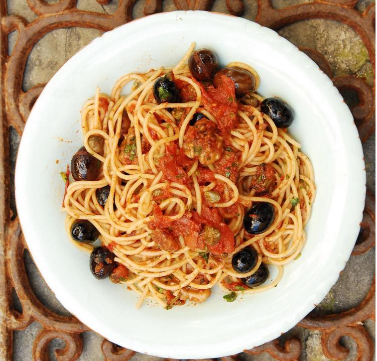 italian dinner by region