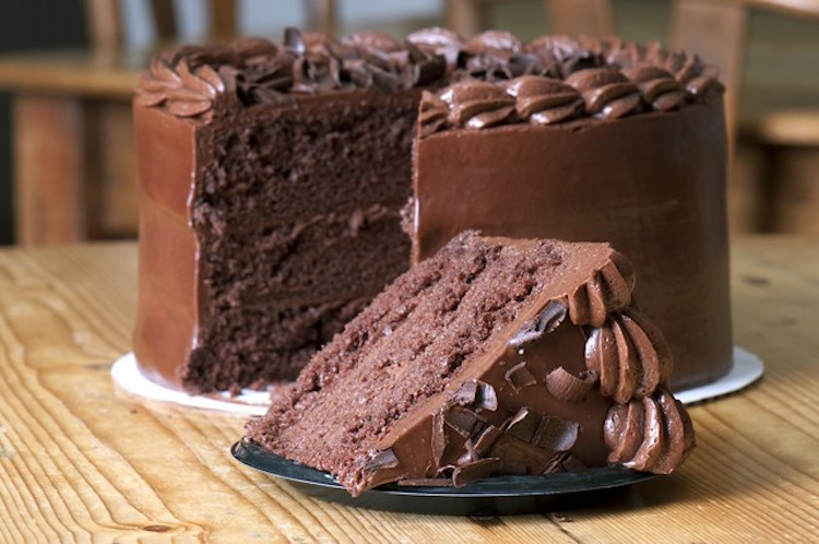 Fancy Chocolate Cake Recipe
