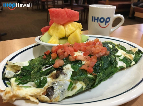 How To Order At Ihop When You Want To Be Healthy