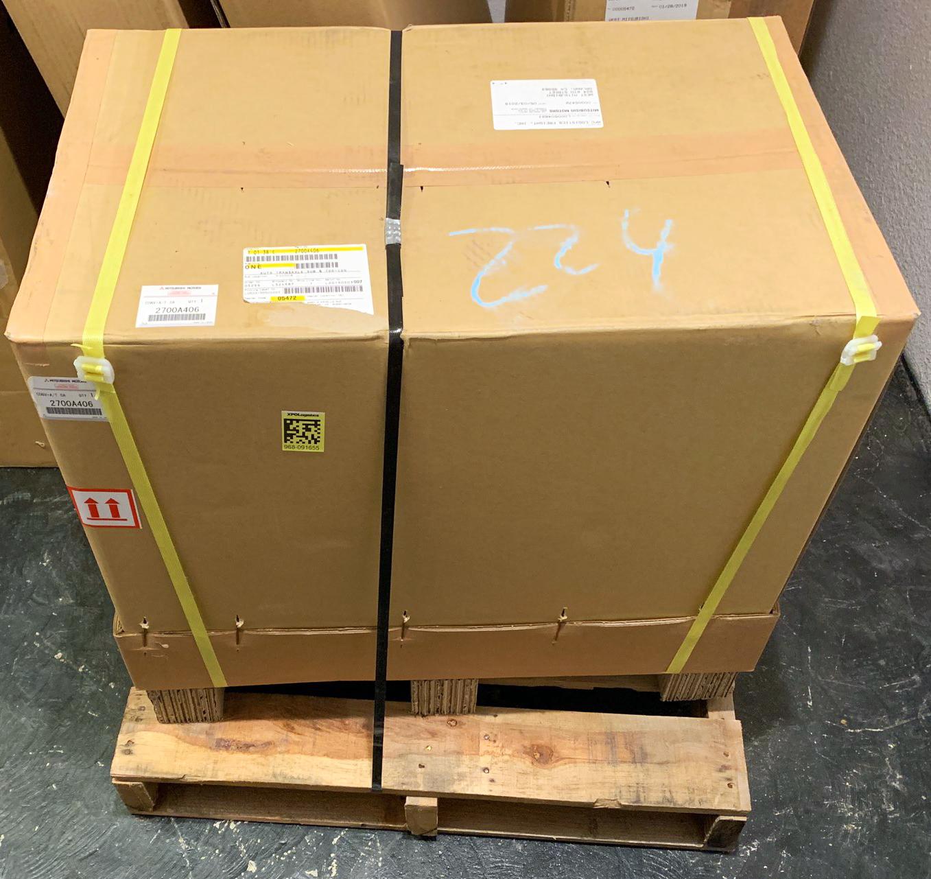 Boxed transmission 2