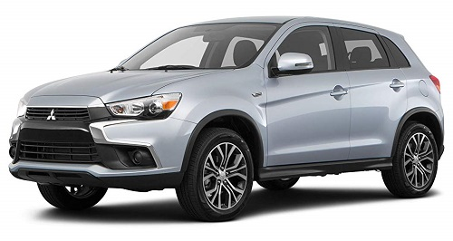 Mitsubishi Outlander Sport Accessories
