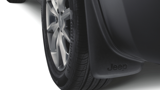 Jeep Cherokee Mud Guards
